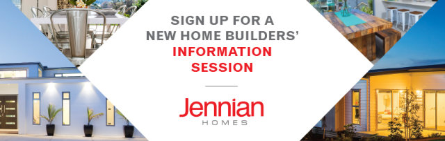 West Coast - New Home Builders' Info Session
