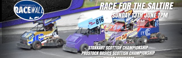 Race for the Saltire