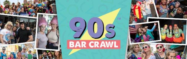 90s Bar Crawl: Ann Arbor