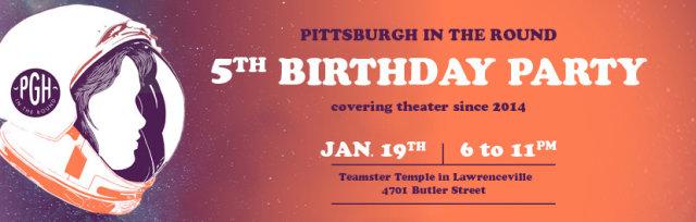 PITR's 5th Birthday Party!