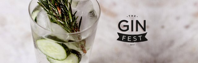 The Gin Fest - Dundee - Session 1