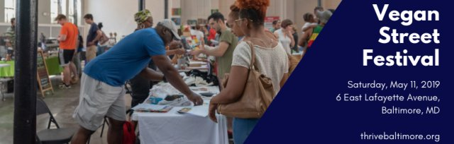 2019 Vegan Street Festival Vendor Registration