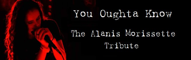 Alanis Morissette performed by You Oughta Know // Lewes Con Club