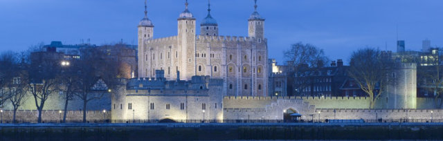Candlelit carols at the Tower of London