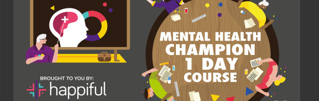 Basingstoke - Mental Health First Aid Champion 1 Day Course