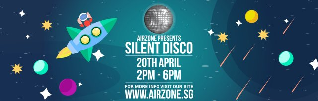 Silent Disco at AIRZONE