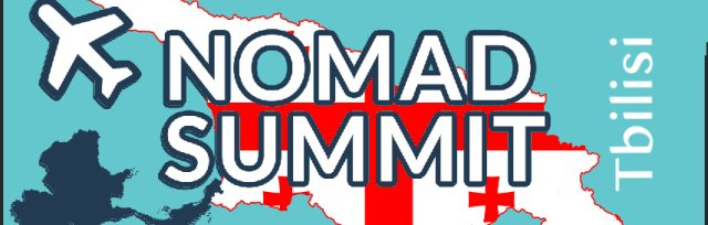2020 Nomad Summit Tbilisi