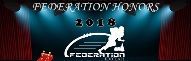 Federation Honors 2018