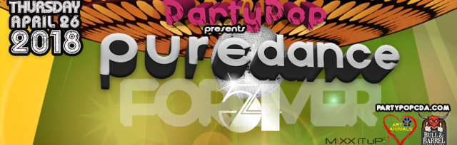 PARTYPOPCDA Presents PureDance Forever 54