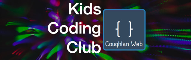 Rathnew Kids Coding Club Week 2