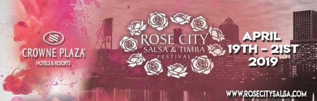 2019 Rose City Salsa & Timba Festival!