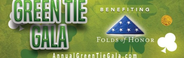 7th Annual Green Tie Gala