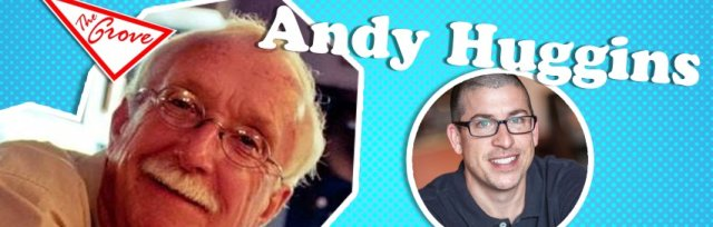 Comedy Ledgend Andy Hugins with Barry Laminack Sat 7:30