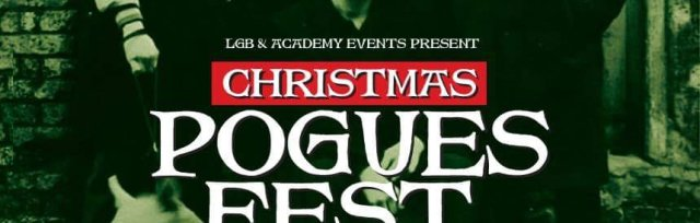 Christmas Poguesfest