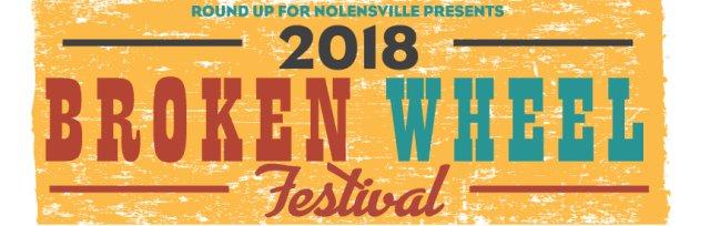 Broken Wheel Festival - 2018