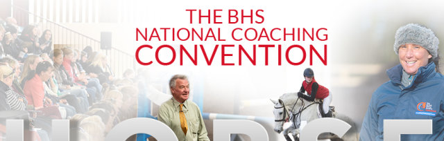 BHS National Coaching Convention - Ireland