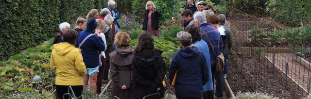 Perennial planting for Landscape Architects and Garden Designers with Noel Kingsbury with Magda Pelka & Pia Frigerio