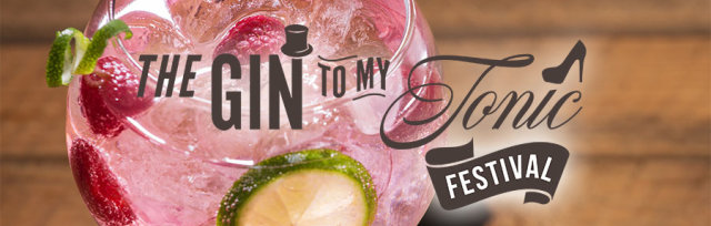 The Gin To My Tonic Festival Sheffield 2021