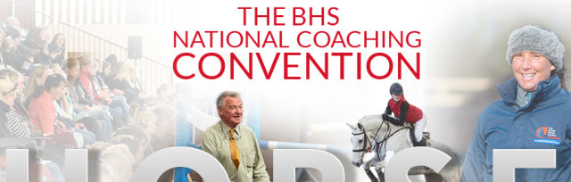 BHS National Coaching Convention - South
