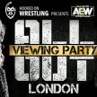Hooked On Is All Out - Viewing Party (London Victoria) image