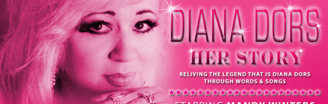 Misty Moon & Tarts On Tour Presents: Diana Dors Her Story