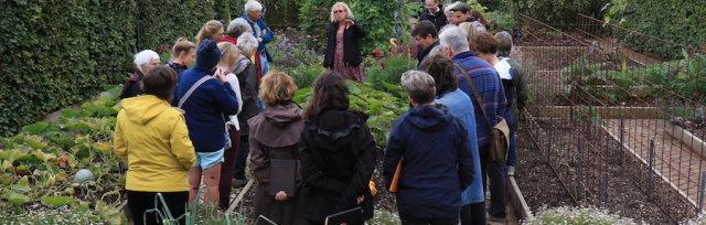Spring in a Devon Garden with Noel Kingsbury & Christine Skelmersdale