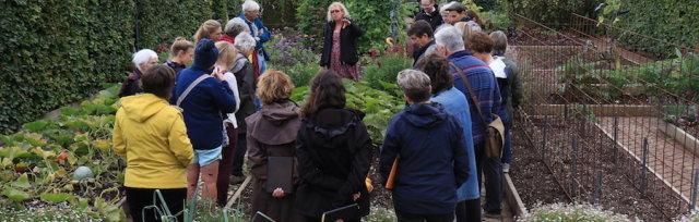 Holbrook Gardens visit