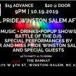 Pride Winston Salem After Party image