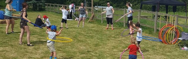 DO Try This at Home! Heavenly Hooping with Angela!