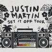 "Justin Martin  ""Set it Off Tour"" image"