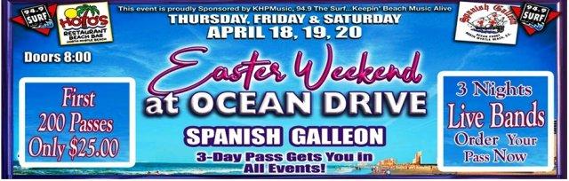 Easter Weekend In Ocean Drive