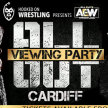 Hooked On Is All Out - Viewing Party (Cardiff) image