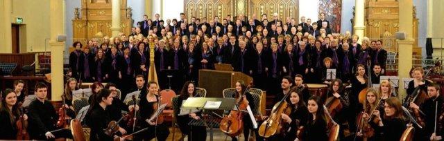 Fleischmann Choir and CSM Symphony Orchestra