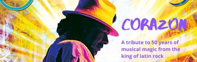 Corazon:  The heart and soul of Carlos Santana (POTSPONED)