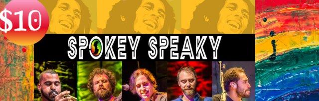 Spokey Speaky- A Tribute to Bob Marley $10