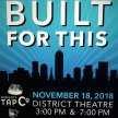 Built for This (3pm) - Circle City Tap Company Anniversary Concert image