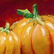 Brunch & Paint! Autmun Pumpkins at 2pm $29 image