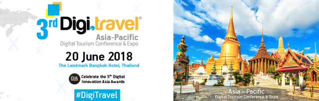 3rd Digi.travel Asia-Pacific Conference & Expo 2018