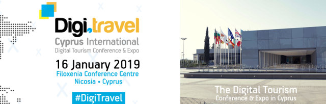 Buy tickets for Digi travel Cyprus International Conference & Expo