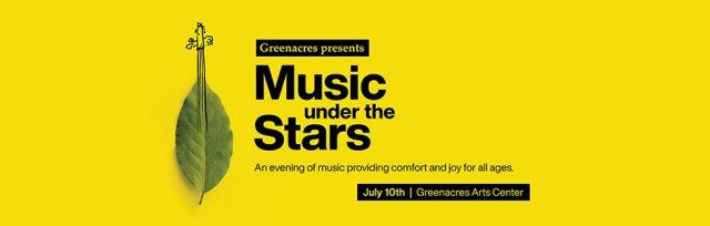 Music Under the Stars - Comfort and Joy