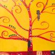 Paint & Sip!Klimt Tree of life at 7pm $39 image