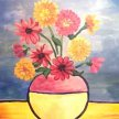 Paint & Sip!Van Gogh Sunflowers at 2pm $29 UPLAND image