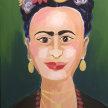 Paint & Sip! Frida at 3pm $29 Upland image