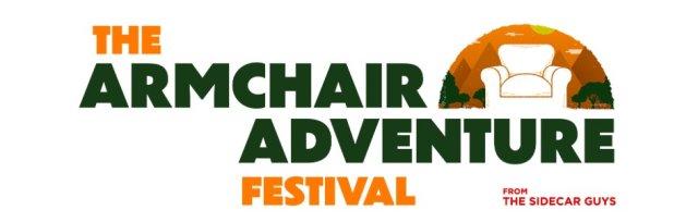 The Armchair Adventure Festival @ The Overland Event 2020