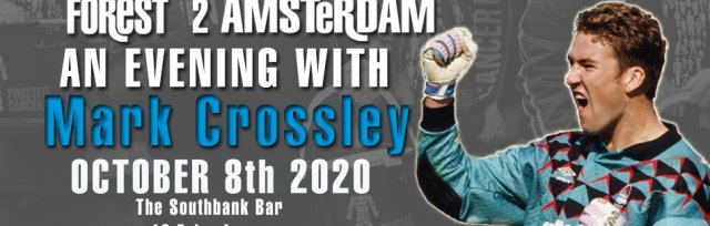 An Evening with Mark Crossley