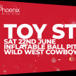AFTERSHOW: Stagey Saturday Lates - Toy Story Special! image