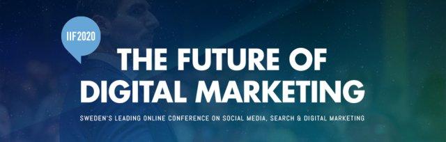 IIF2020 - Online Digital Marketing Conference