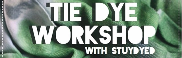 Tie Dye Workshop - StuyDYED at Strong Rope Brewery