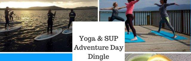 Yoga & SUP Adventure Day (Dingle)