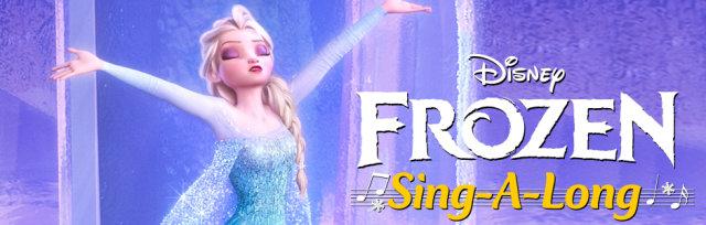 Frozen Sing-A-Long Film Screening *18+ ONLY*